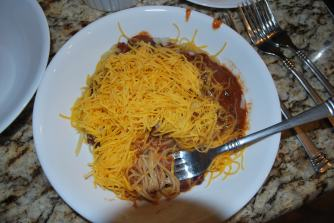 Cincinnati chilli