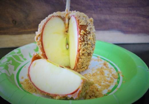 Fresh Caremal Apples